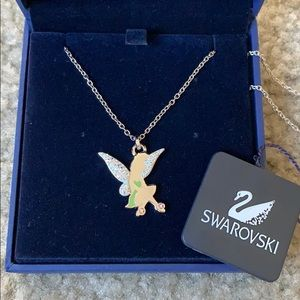 Swarovski Disney Tinkerbell Necklace